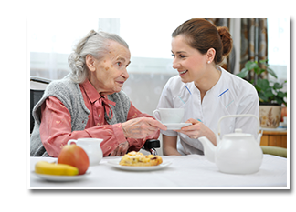 Companionship - D&I Home Care Services in South Florida community